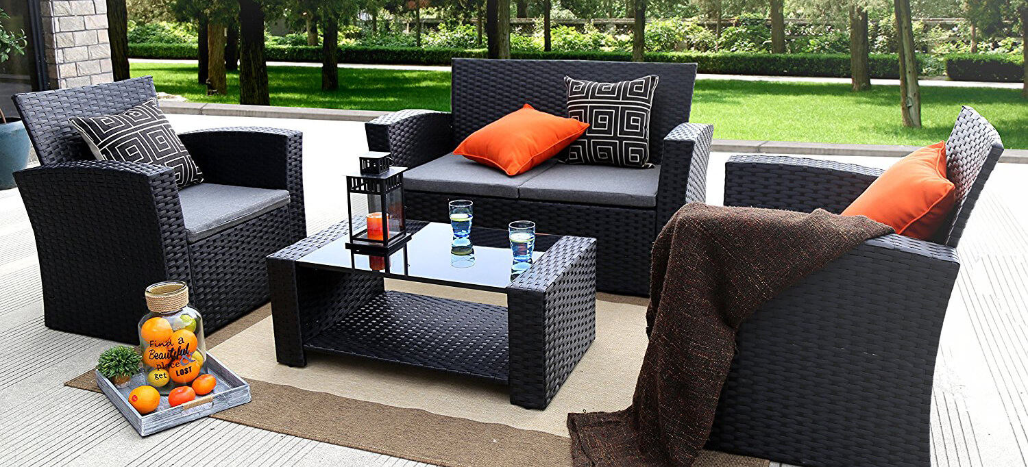 At The Top Of Our List Of The Top Patio Furniture Sets Under $500 Is The  Baner Garden (N87) Patio Set, Which Is Available For Just Under $370.