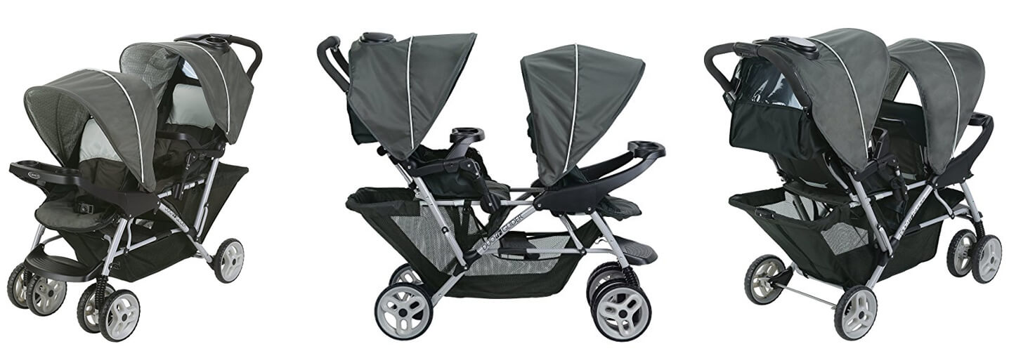 Graco DuoGlider Click Connect Stroller
