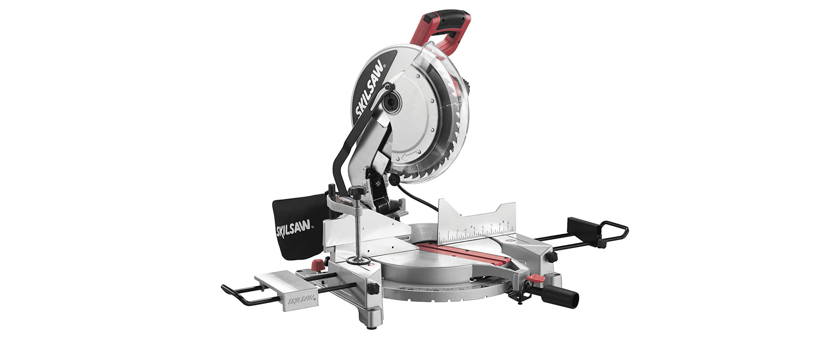 SKIL 3821-01 12-Inch Quick Mount Compound Miter Saw with Laser