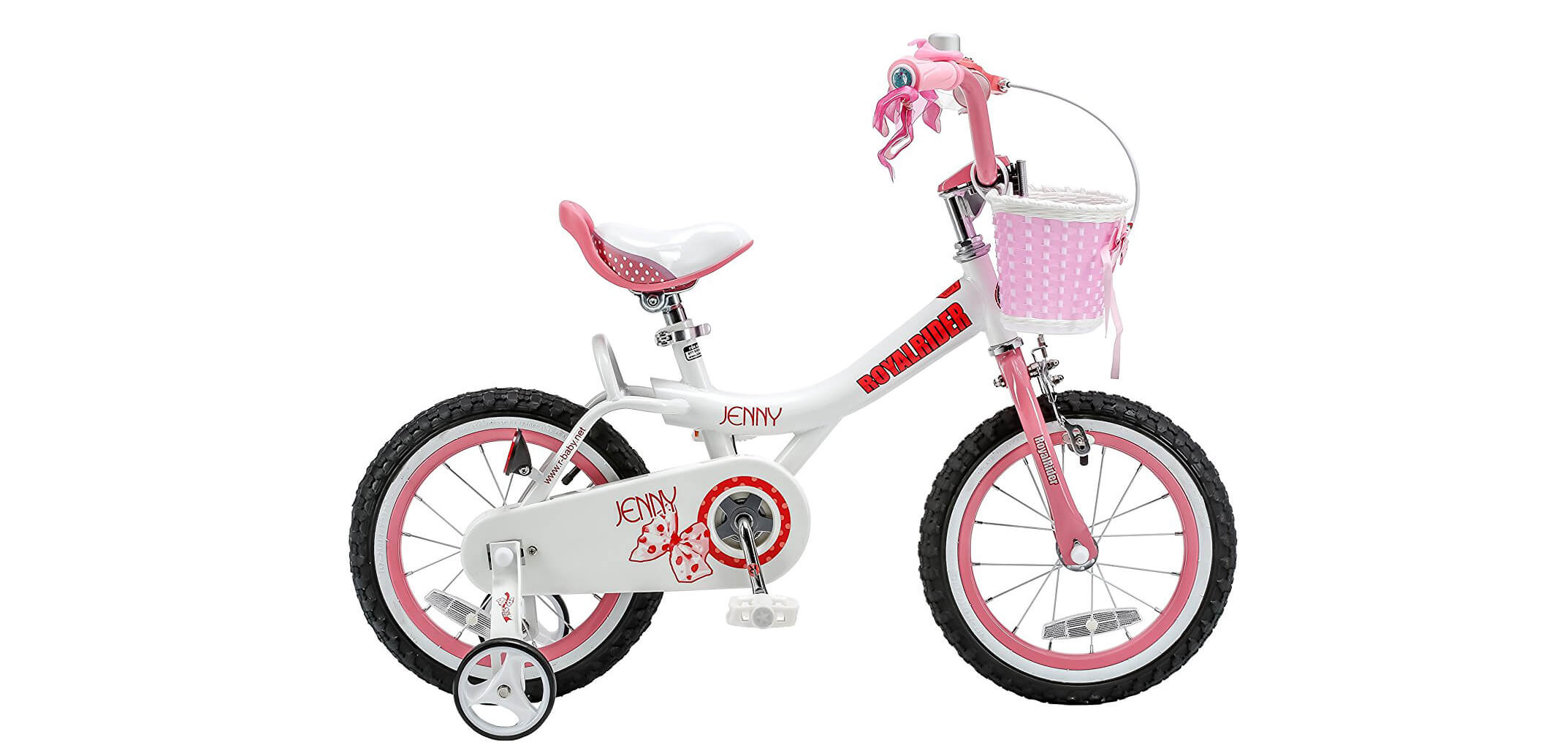 Royalbaby Jenny Princess Pink Girl's Bike