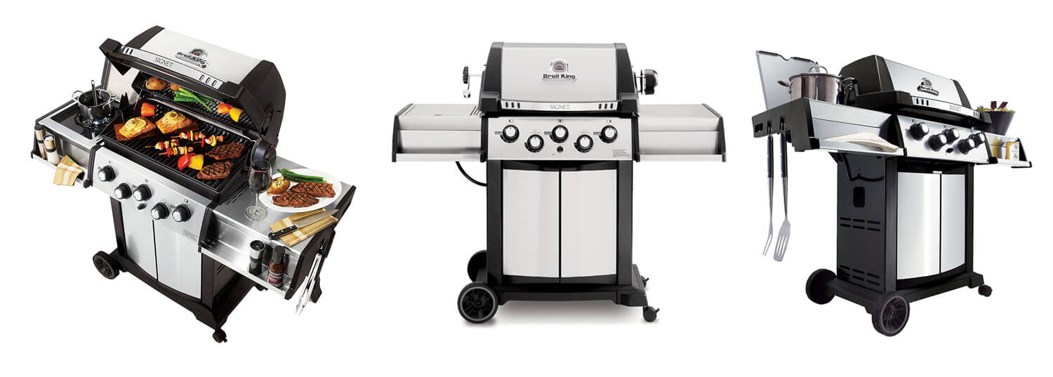 Broil King 986884 Signet 90 Liquid Propane Gas Grill